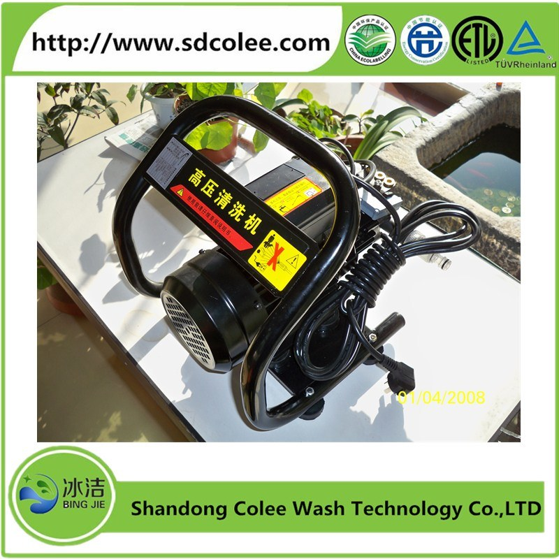 Electric High Pressure Cleaning Tool for Family Use