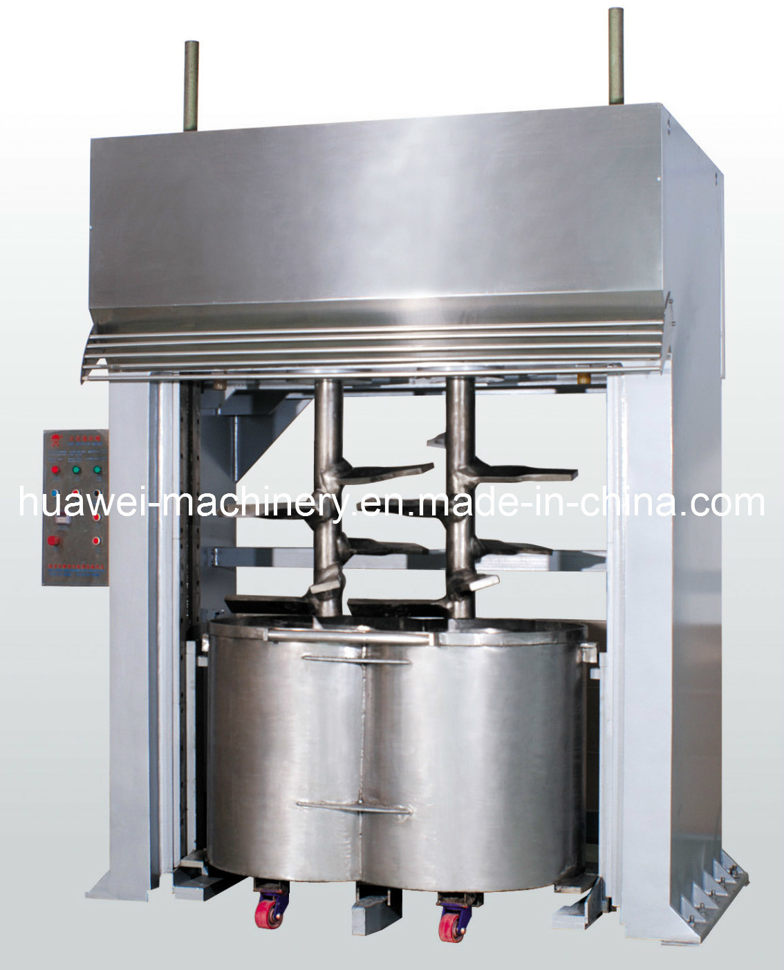 Vertical Dough Mixer, Biscuit Making Machine