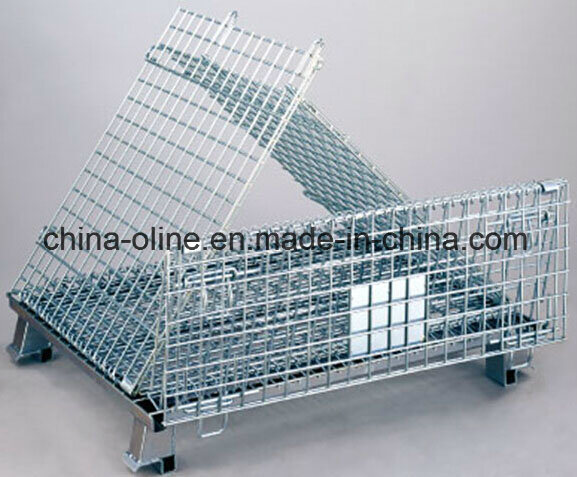 Metal Steel Storge Cage/Wire Basket