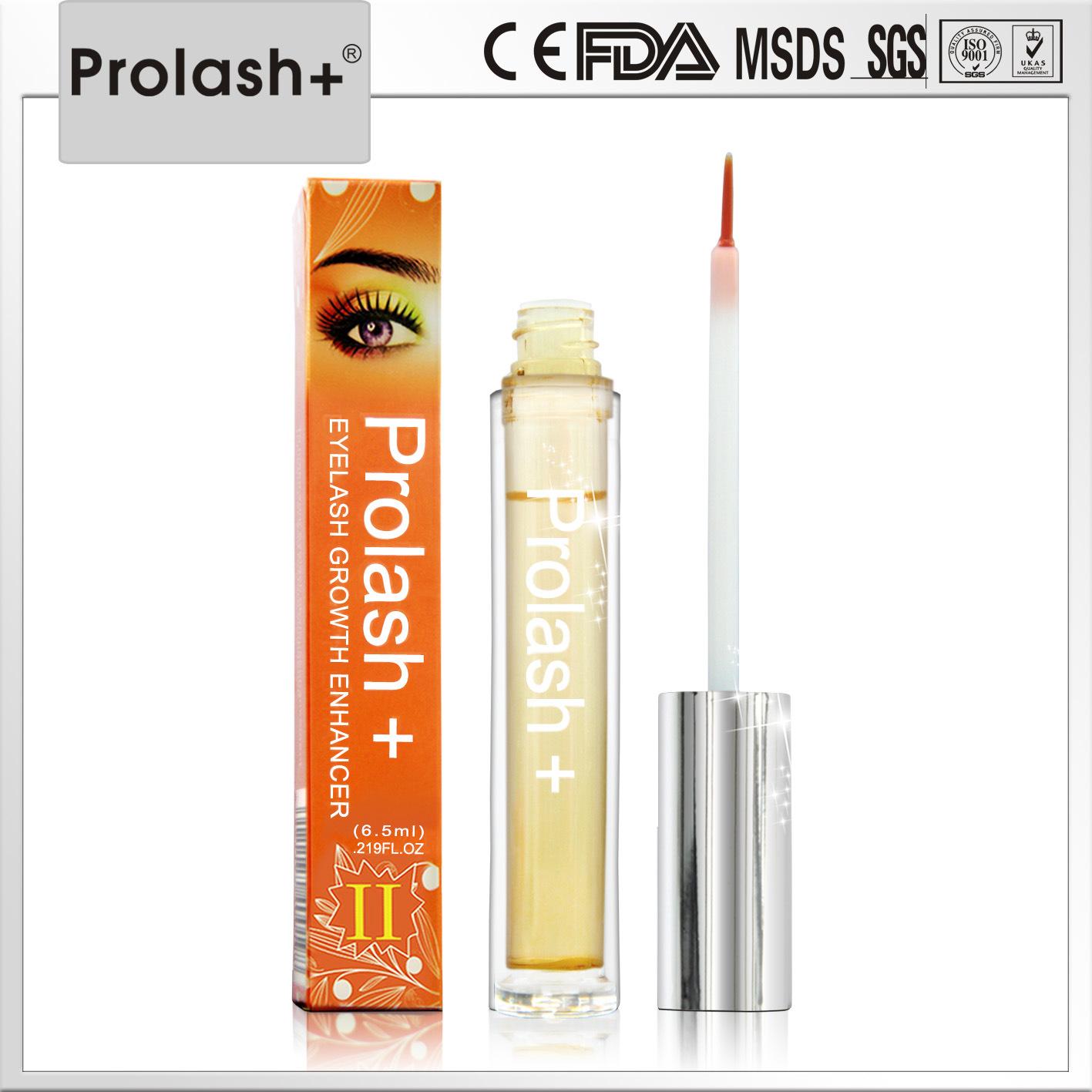 Prolash+ Eyelashes Easy Application Eyelash Growth Liquid Cosmetic