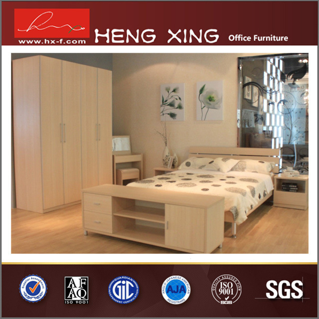 2014 Chinese High Quality New Design Home Bedroom Furniture (Hx-912)
