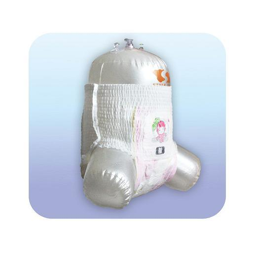 2014 Newest Pant Style Disposable Baby Pull up Diapers (TZB-1)