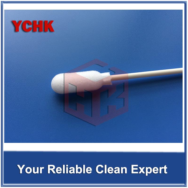Industrial Clean Digital Camera Disposable Cleaning Foam Swab