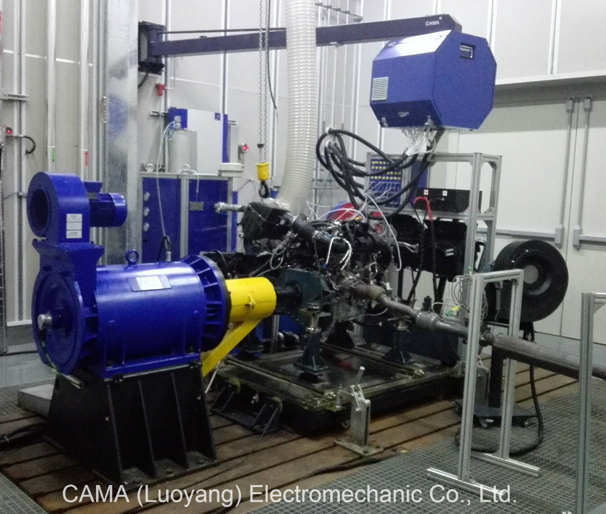 Gasoline / Diesel Engine Performance Test Bench