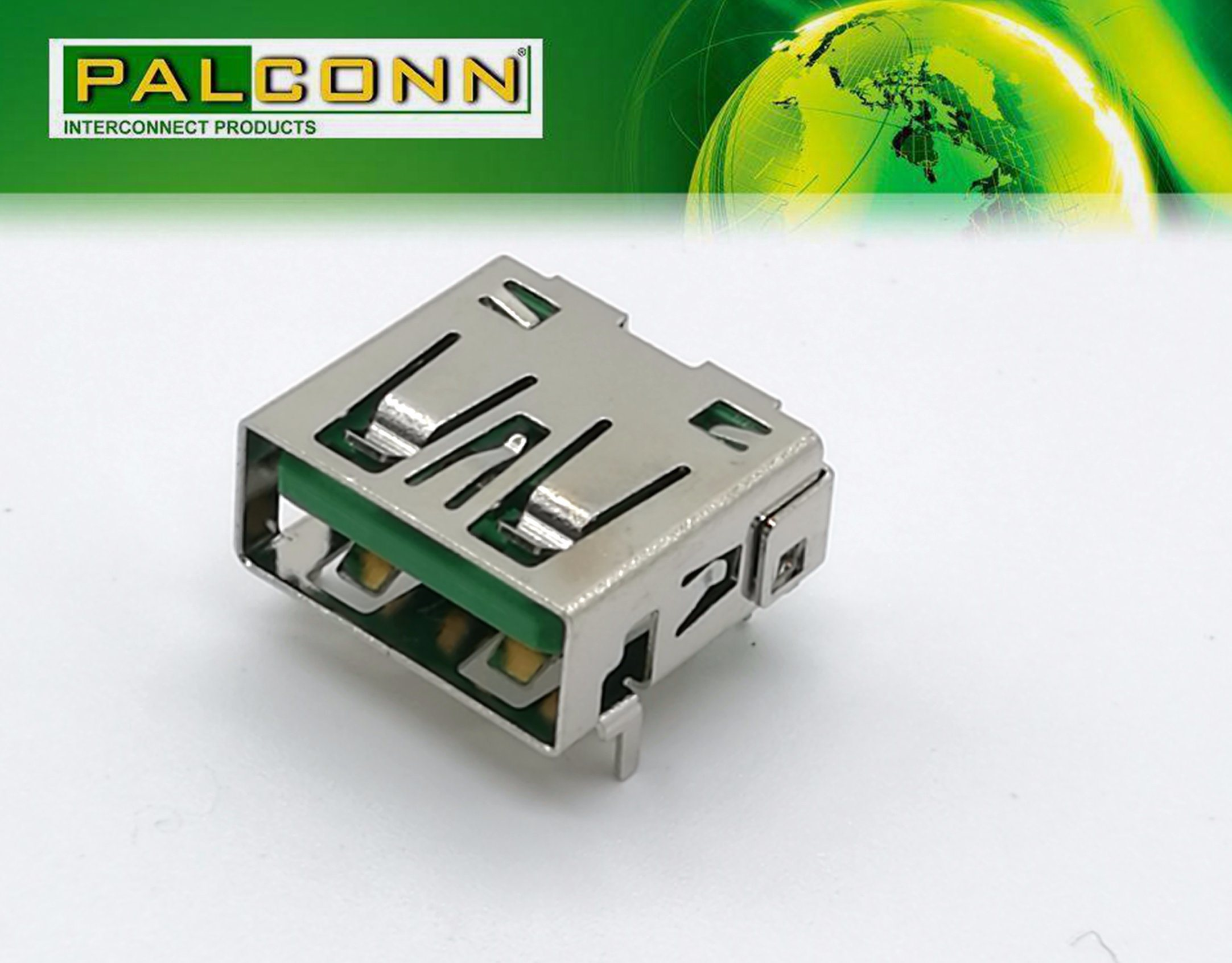 USB3.0 Connector for High Speed Data Transmission, Large Current~5A