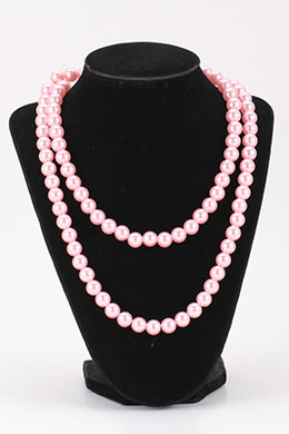 Fashion Jewelry Imitation Pearl Necklace (0162)
