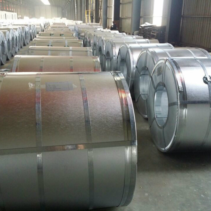 0.12mm-3.0mm Sgch Building Material Galvanized Steel Coil for Roofing Sheet