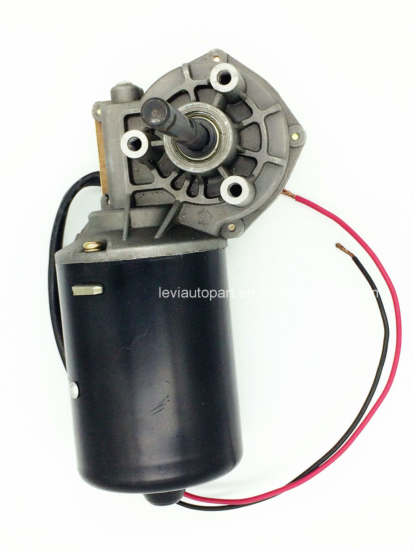DC Worm Gear Engineering Oil Pump Motor