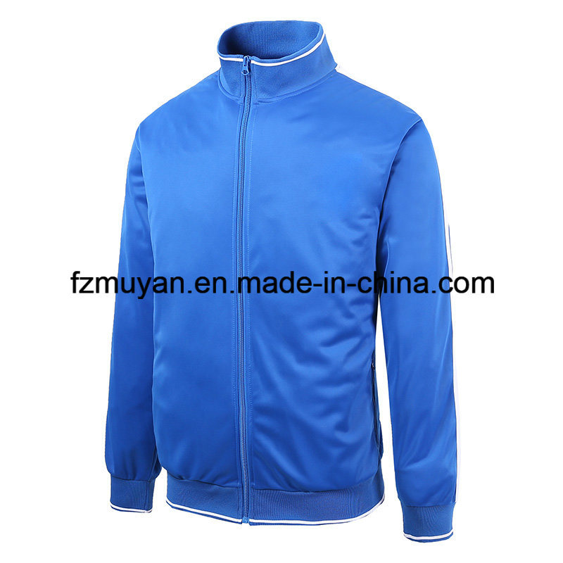 Knitted Fabrics Breathable Sports Jacket