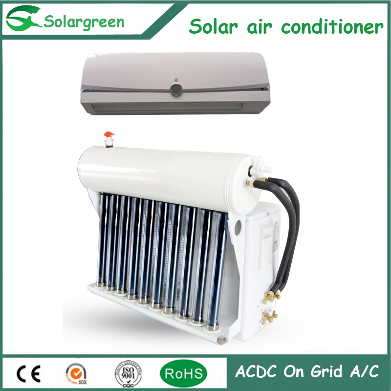 Solar Air Conditioner OS30 Solar Hybrid Power System