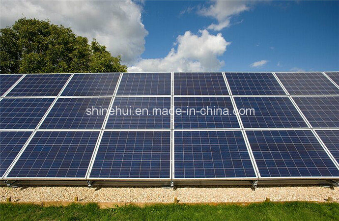 Cheap Price 1640*992*40/45/50 Size Polycrystalline Silicon Cells Germany Solar Panels PV Modules 250 Watt for Solar Home Generator
