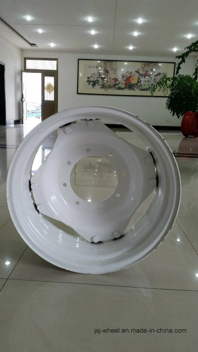 Wheel Rims for Tractor/Harvest/Machineshop Truck/Irrigation System-5