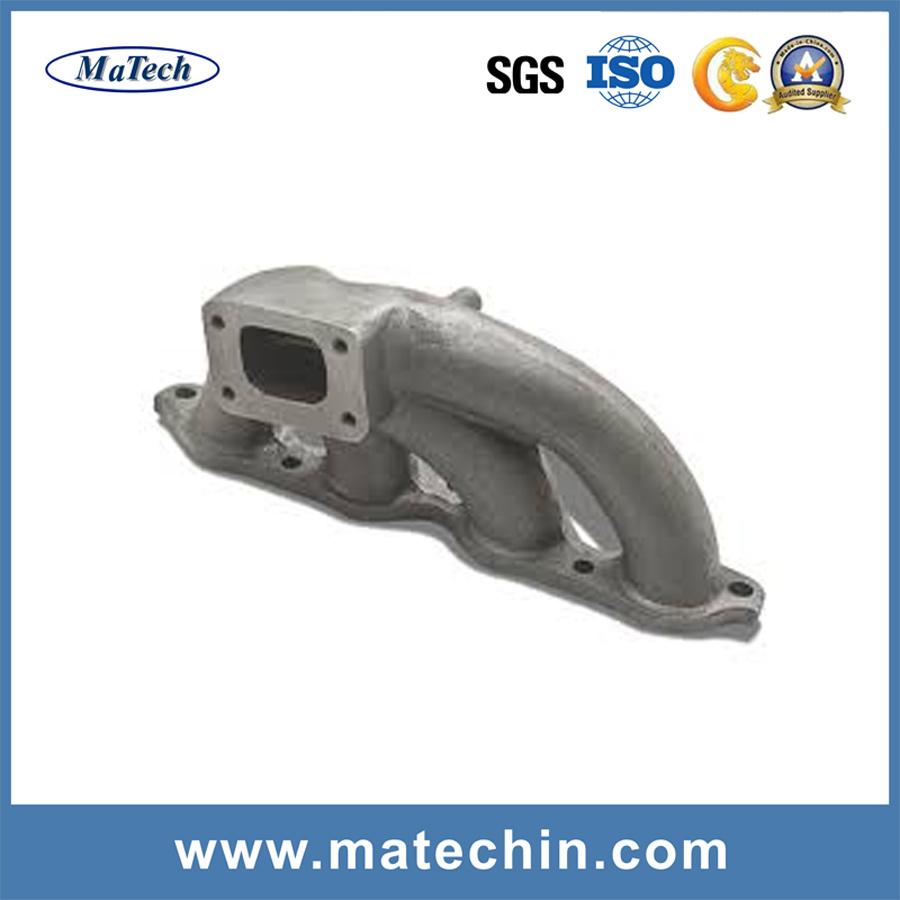 Foundry Custom Cast Ggg40 Iron Exhaust Manifold