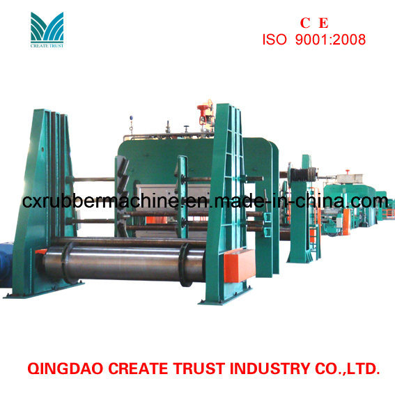 High Technical Rubber Conveyor Belt Press (New advanced technology)
