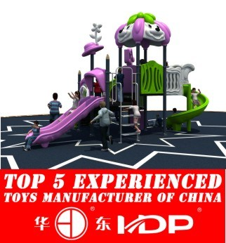 Cartoon Style Outdoor Playground Toy (HD14-009A)