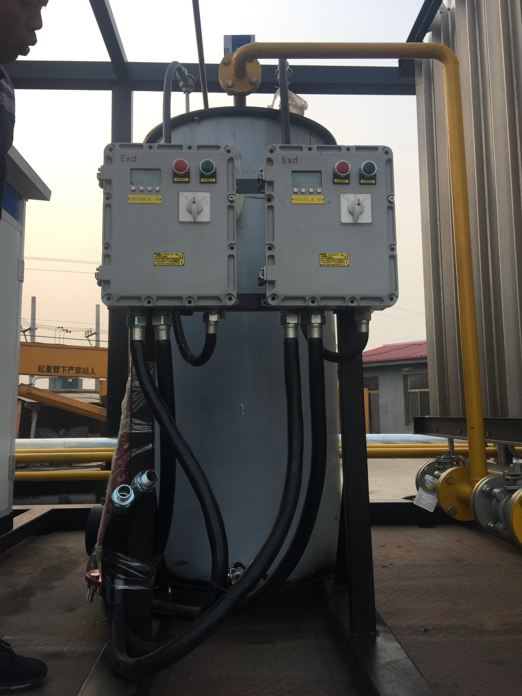 Gas Air Vaporizer/Gas Ambient Vaporizer
