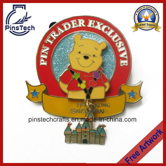 Hard Enamel Pin Badges, Factory Direct Quotes
