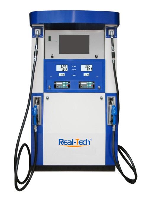 Atex & OIML 2-Pump&4-Nozzle&4-Displays (RT-K244) Fuel Dispenser