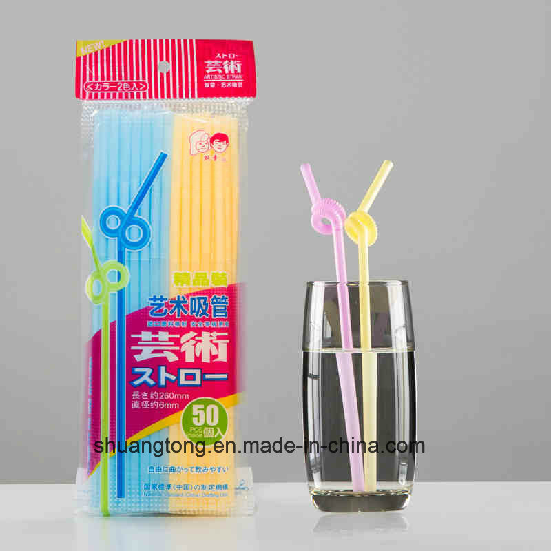 New 2016 Promotional Gifts Disposable Drinking Straws