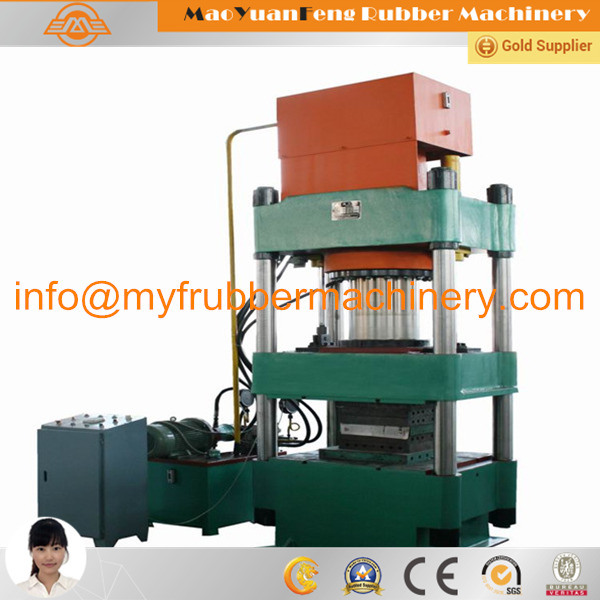 Rubber Vulcanizing Press/Lab Vulcanizer/ Four Column Vulcanizer
