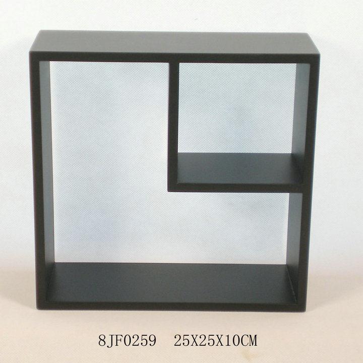 En71 ASTM Standard Wooden Wall Shelf for Decoration