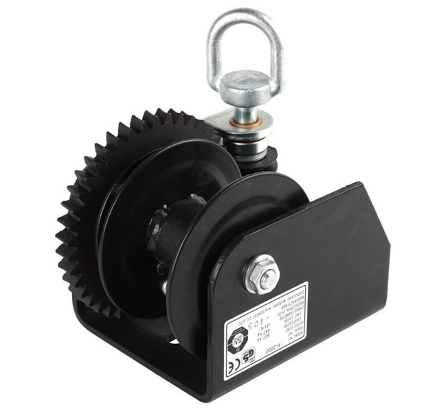 Worm Gear Double Reel Winch (H-2000)