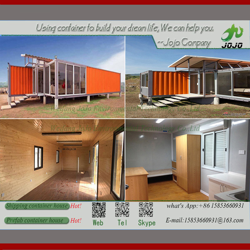 Shipping Container Home/Luxury Container Home for Sale/Home Container