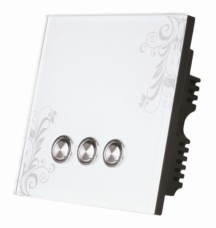 Smart Remote Controlled Lighting Wall Switch