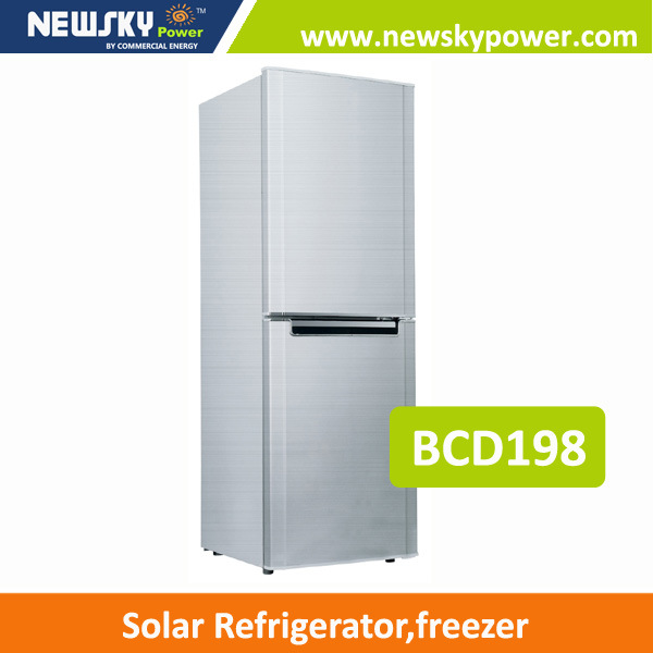 AC DC 12V 24V China Manufacturer Quality Solar Refrigerator