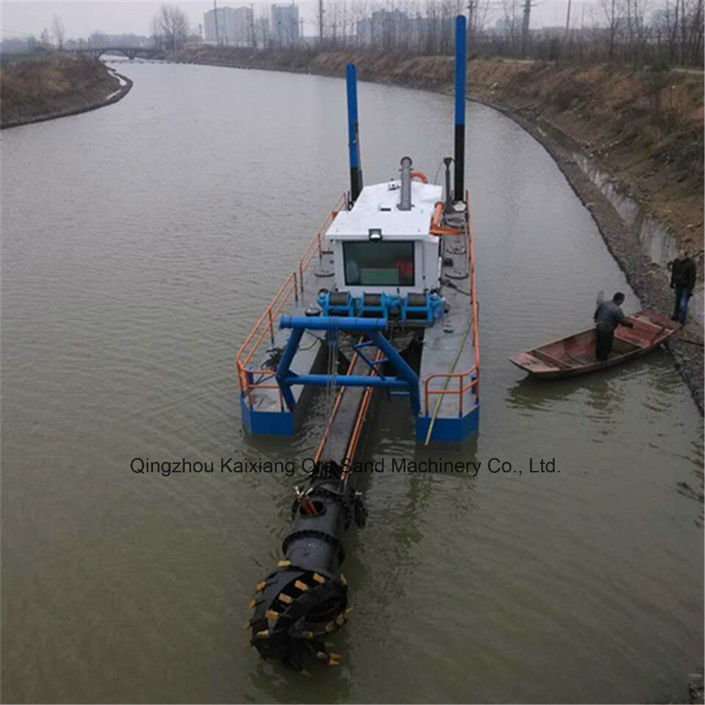 Kaixiang Cutter Section Dredger with ISO9001 Certificate