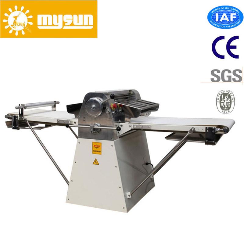 Mysun Stainless Steel Croissant Processing Dough Sheeter Manchine