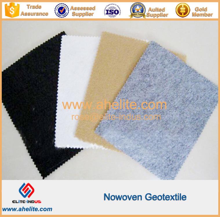 Polypropylene Polyester PP Pet Non Woven Geotextile