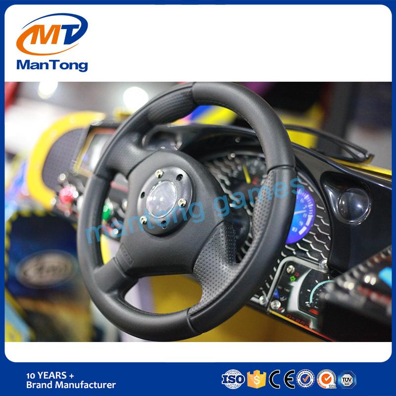 3D Motion Racing Car Coin Operated Machines Racing Car Simulator Arcade Game Machines