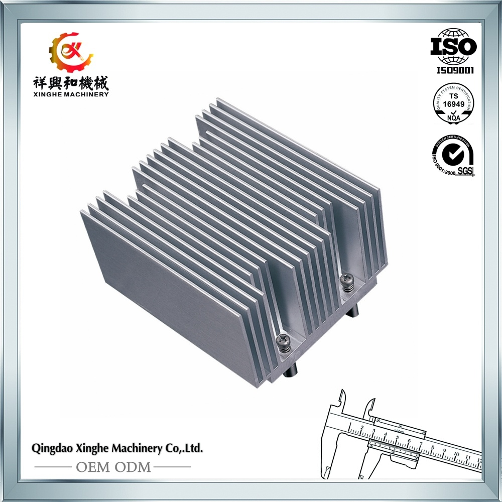 OEM Die Casting Aluminum Heat Sink with Ts16949
