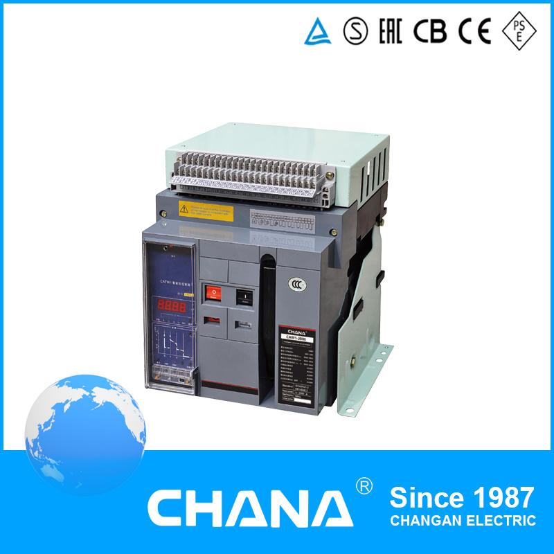 Caw1 Series Intelligent Universal Circuit Breaker Acb 6300A