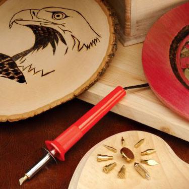 Woodburing Pen (TP-112)