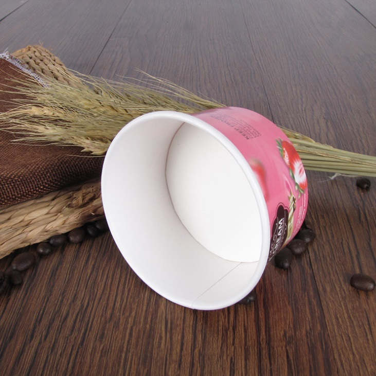 Hot Cup for Disposable Ice Cream Cup