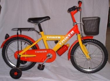 "16"" Steel Frame Kids Bike (1619)"