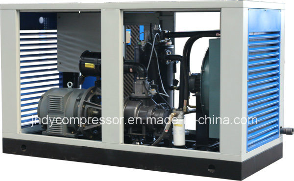 75kw Two Stage Series Stable Screw Air Compressor