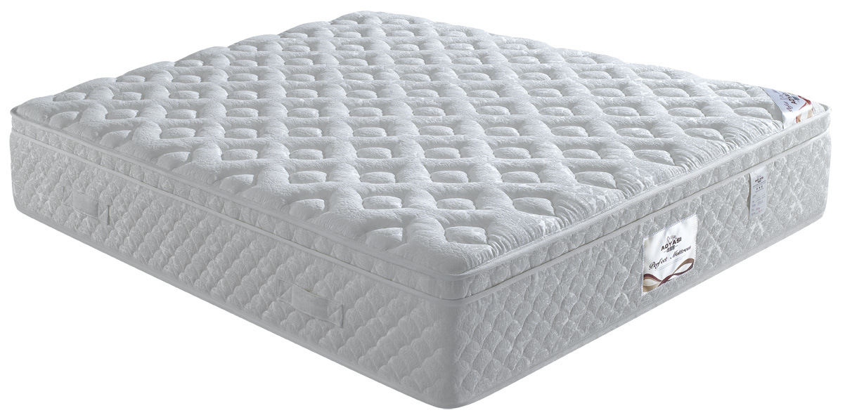 China Memory Foam Pocket Spring Mattress A9802 s
