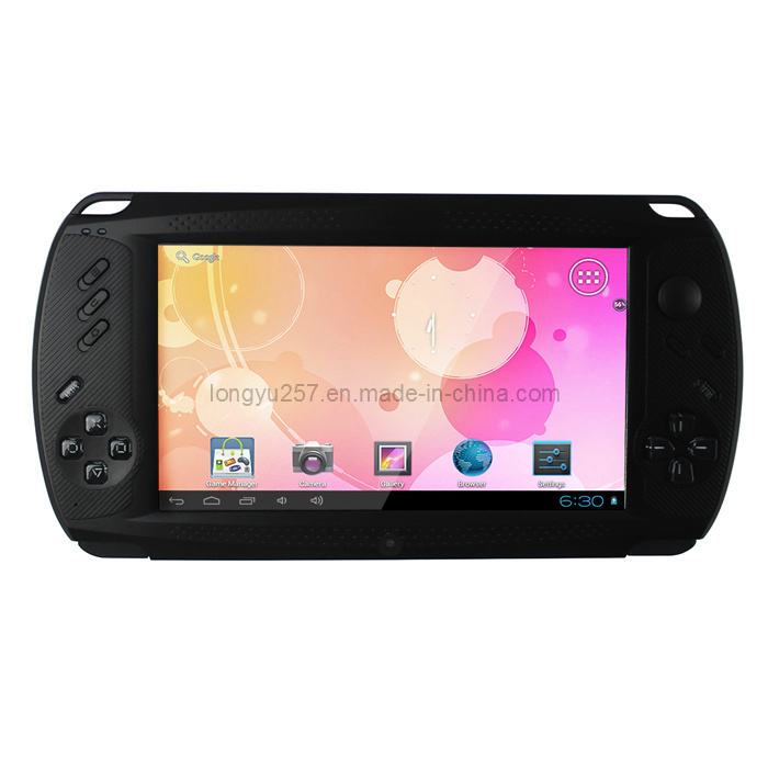 7 Inch Android Game Consoles with Quad-Core-Ly-G002s