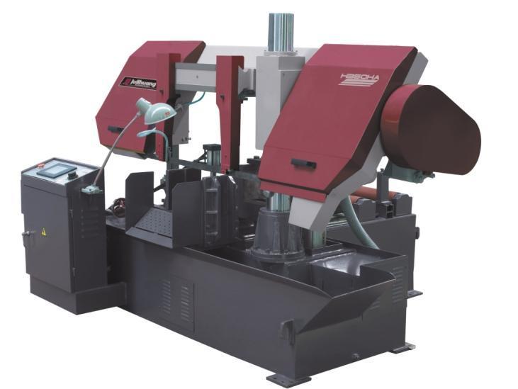 Full Automatic Band Sawing Machine (H-280HA)