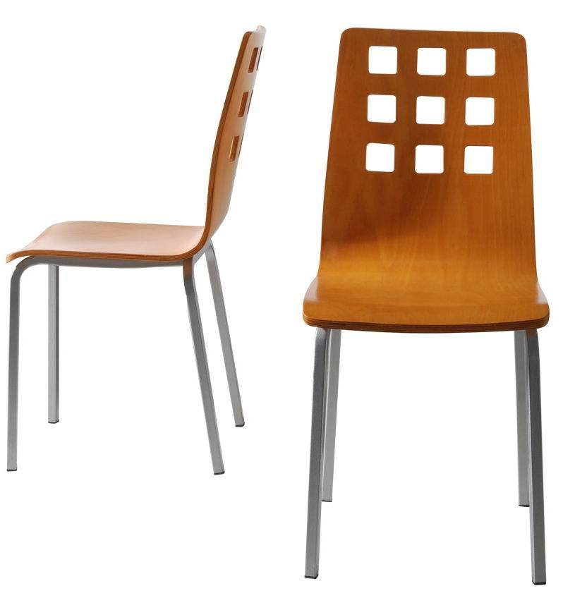 China dining chair for fast food resturant sb