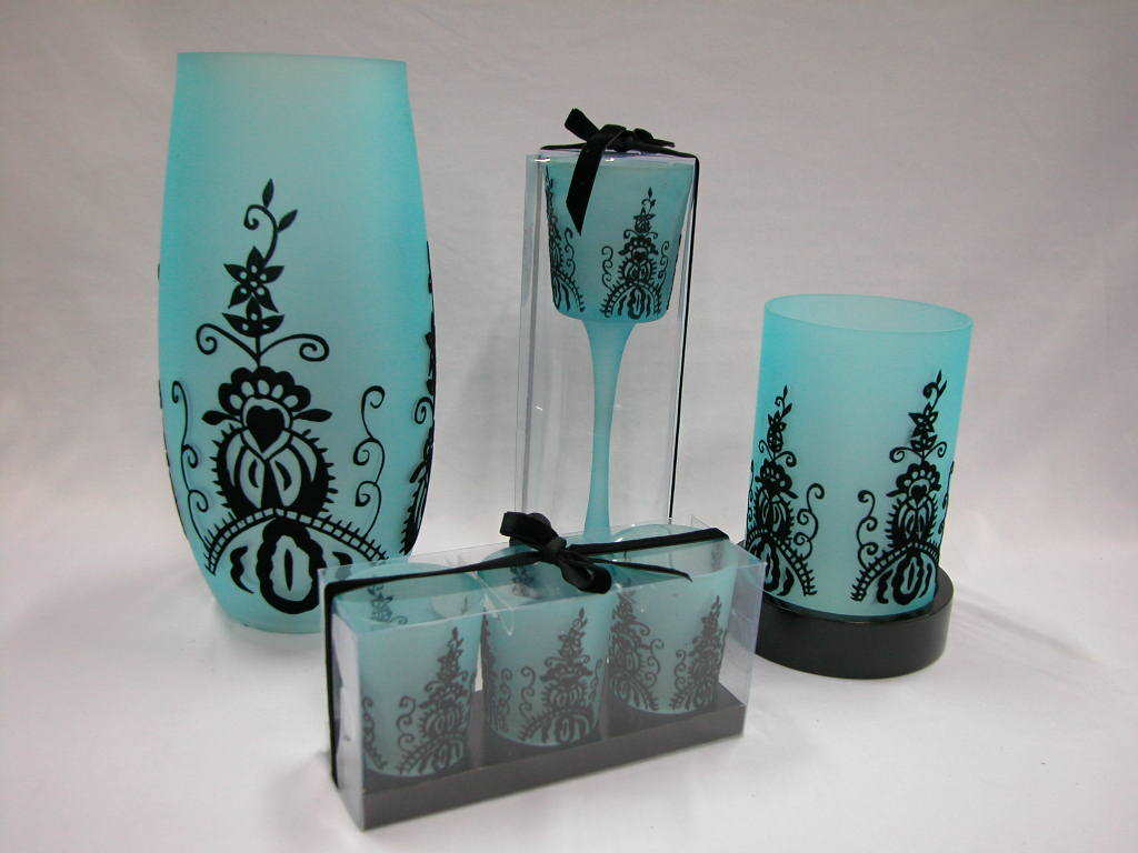 China candle holder lghd002 china craft candle gift for Candle holder crafts