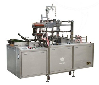 Cellophane Over Wrapping Machine (LS-400)