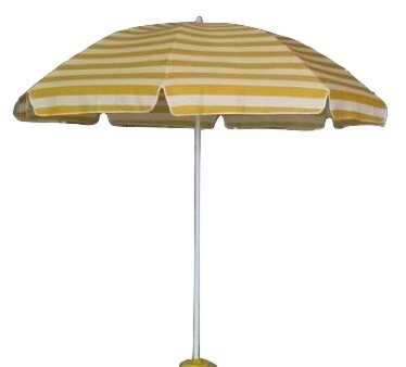 6′ Straight Umbrellla Folding Umbrella Beach Umbrella