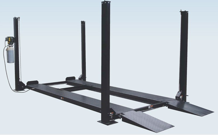 Four Post Vehicle Lift : Four post car lift fpp china two