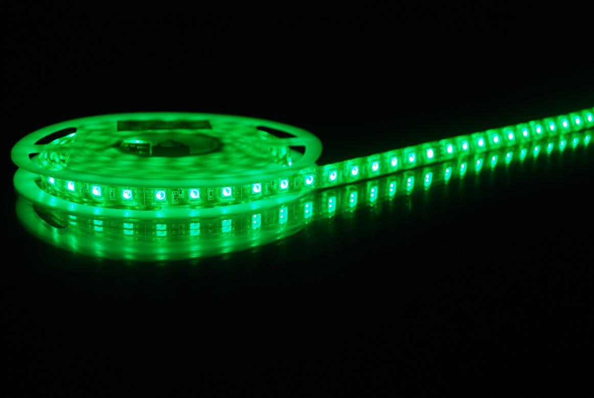 Led flexible strip lighting