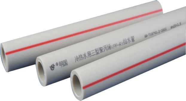 China ppr pipe hot water plastic pipe china pipe ppr pipe for Plastic water pipe