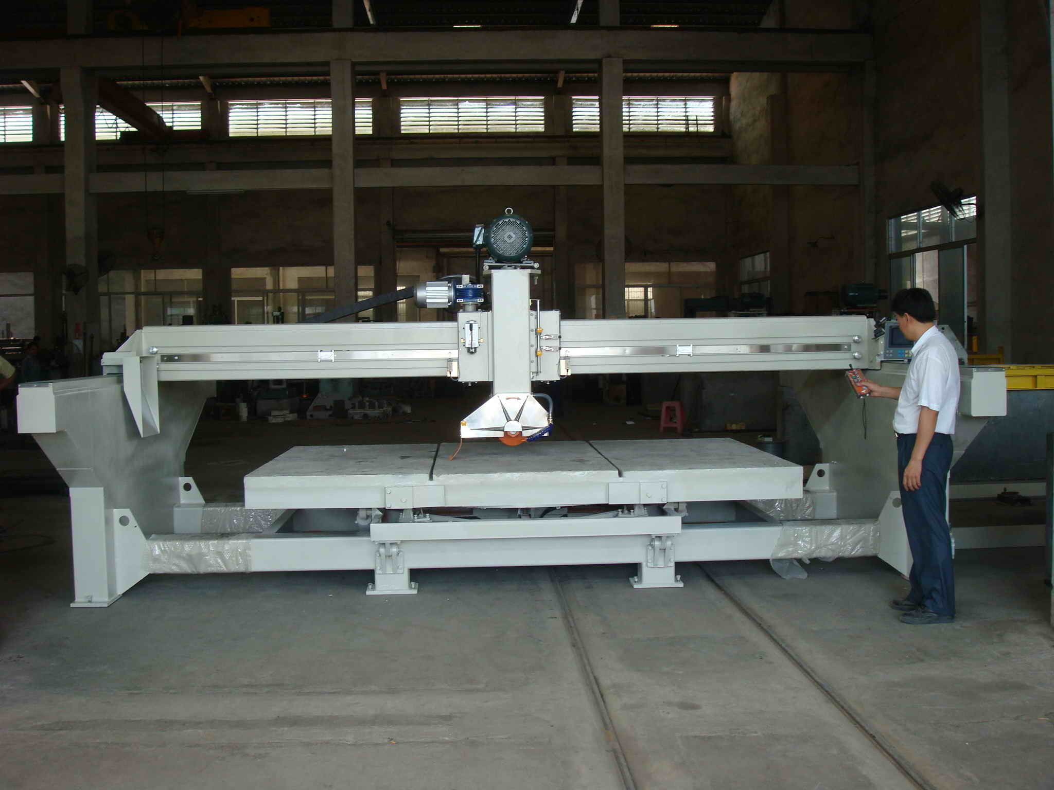 Stone Machine Bridge Cutting Machine (B2B002)
